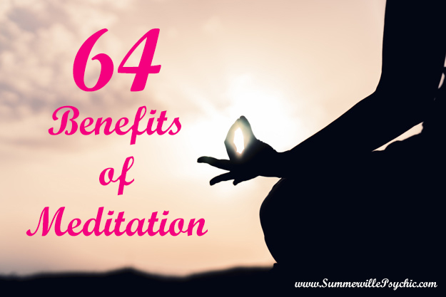 Top 64 Meditation Benefits