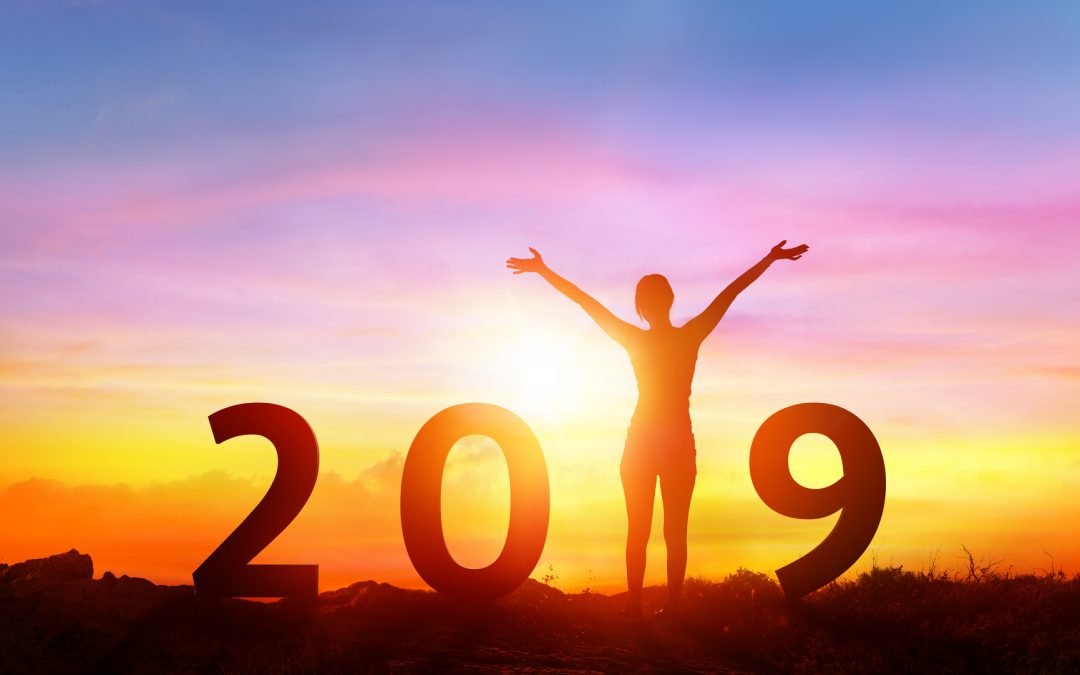 New Year's Resolutions for the 7 Chakras: How to Start 2019 Right!