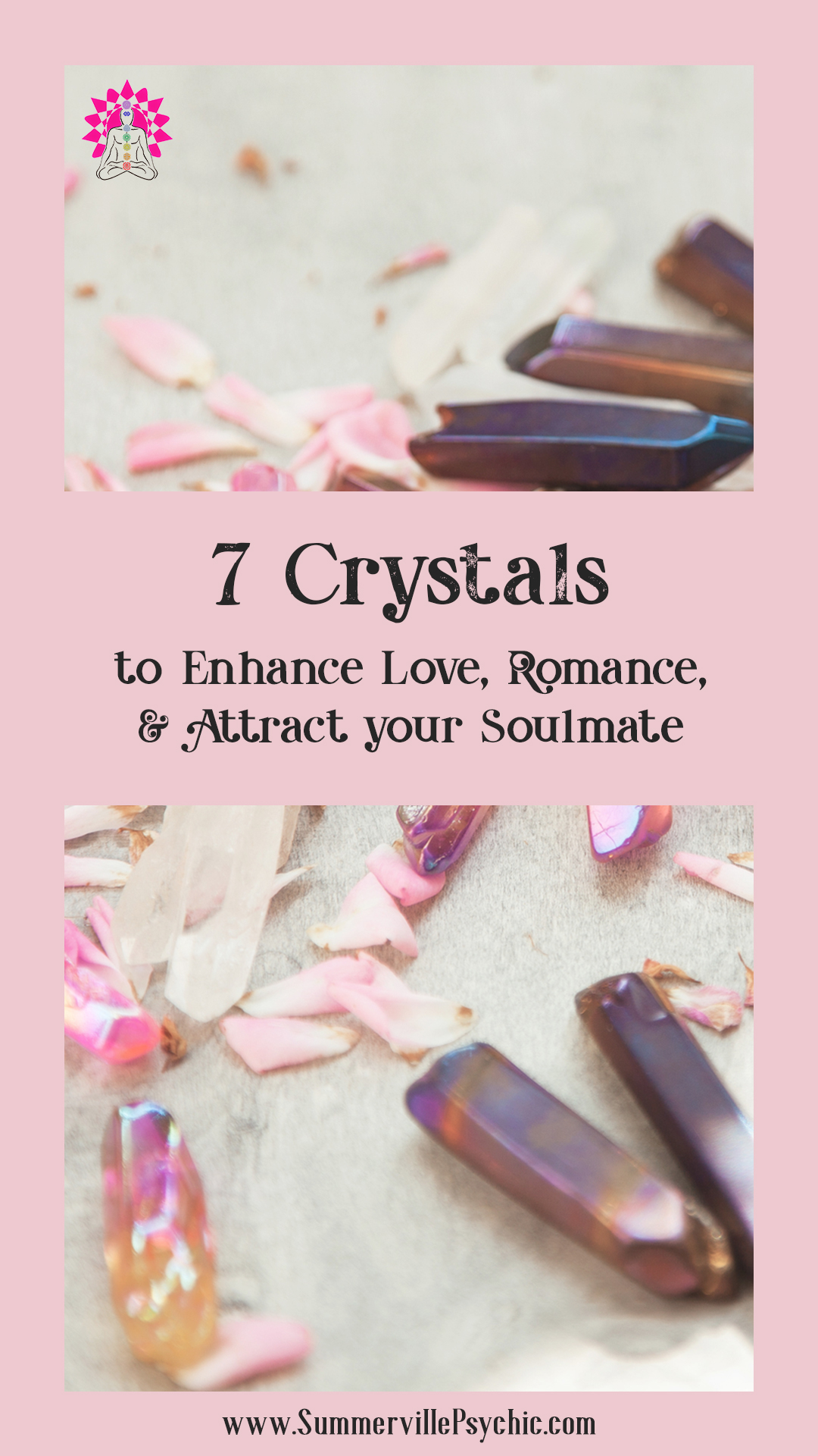 7 Crystals for Love