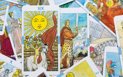 45 Questions to Ask the Tarot